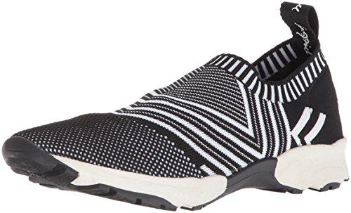 kensie Women's Magpie Sneaker Black KCbdF31