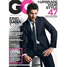 Gq (march 2008: Eric Bana; Upgrade Your Style 47; Cassie)