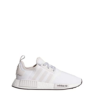 ffc9dc642680b adidas Originals NMD R1 Shoe - Womens Casual 10 White Orchid Tint Night Red