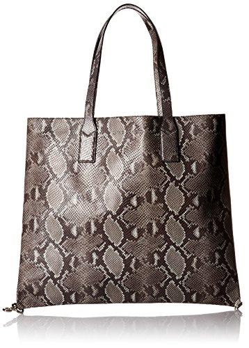 Marc Jacobs Wingman Snake Shopping Bag, Cool Blue/Multi (East West Embossed Satchel)