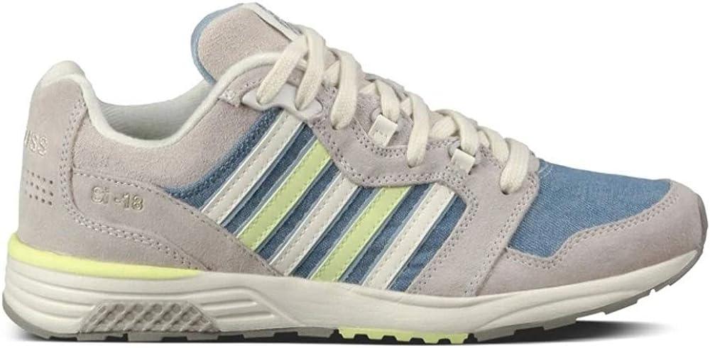 K Swiss SI-18 Trainer 2 Mujer Zapatillas Deportivas Gimansio: Amazon.es: Zapatos y complementos