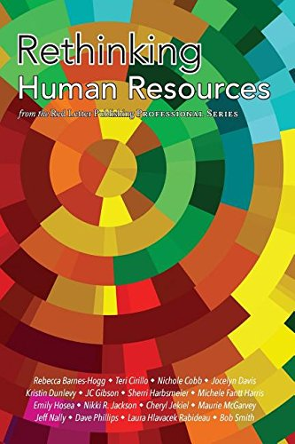 Rethinking Human Resources