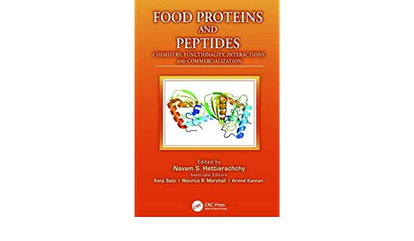 Food proteins and peptides chemistry functionality interactions food proteins and peptides chemistry functionality interactions and commercialization navam s hettiarachchy kenji sato maurice r marshall fandeluxe Images