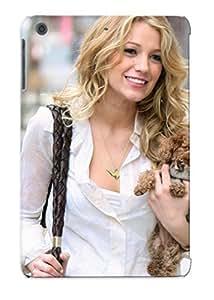 Standinmyside Brand New Defender Case For Ipad Mini/mini 2 (blondes Women Actress Blake Lively Puppies Serena Van Der Woodsen ) / Christmas's Gift