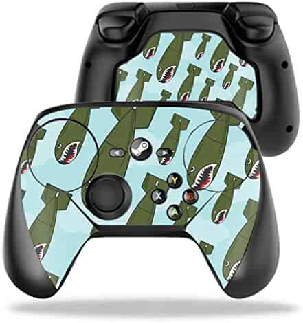 MightySkins Skin Compatible with Valve Steam Controller case wrap Cover Sticker Skins Bombs Away