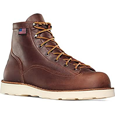 Amazon Com Danner Bull Run 6 Quot Brown Cristy Work Boots Oil