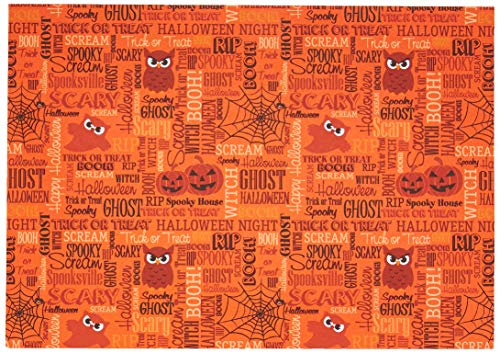 Ursus 13014603 Halloween Photo Card 300 g/m² DIN A4 Design 03 10 Sheets -