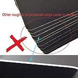 Ebamaz Metal Business Cards Anodized Aluminum