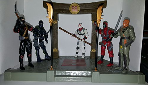 G.I. Joe: Ninja Battles - Action Figures & Comic & DVD