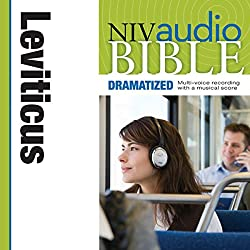 NIV Audio Bible, Dramatized: Leviticus