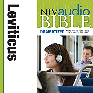 NIV Audio Bible, Dramatized: Leviticus Audiobook