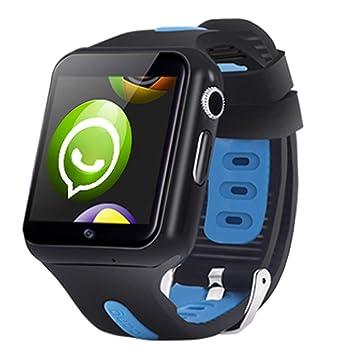 HHJEKLL Pulsera Inteligente Smart Watch SIM Camera Smartwatch ...