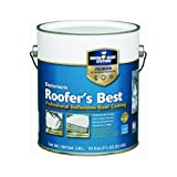 KST COATINGS KST0000RB-16 Roofer'S Best Elastomeric 1-Gallon