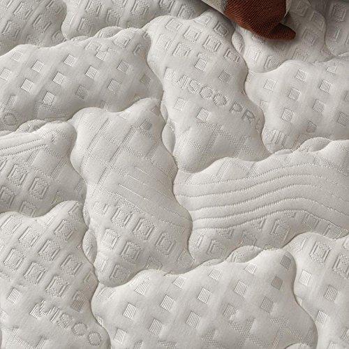 Moonia - Colchón viscoelástico Premier Class Gel, 150X190 cm, Cama de 150, Alto +/- 27 cm (Disponible en Todas Medidas): Amazon.es: Hogar