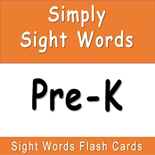 Simply Sight Words - Pre-K