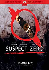 Suspect Zero (Widescreen Collection)