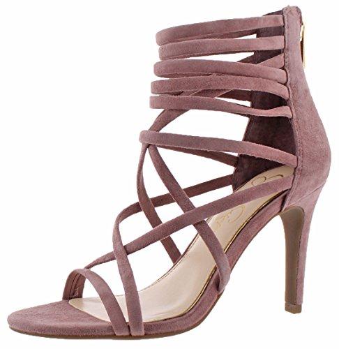 Jessica Simpson Women's Harmoni Heeled (Jessica High Heel Sandals)