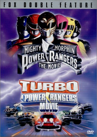 Mighty Morphin Power Rangers The Movie / Turbo - A Power Rangers Movie (Mighty Morphin Power Ranger Movie)