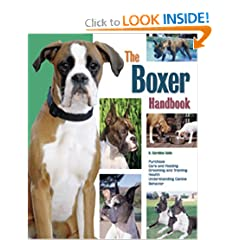 Boxer Handbook, The (Barron's Pet Handbooks)