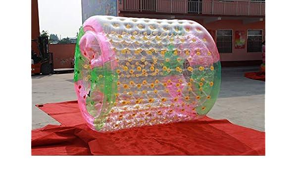 Water Roller rulo acuático a PVC 1,0 mm Grosor acuático Hinchable ...