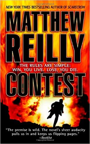 matthew reilly scarecrow returns epub books
