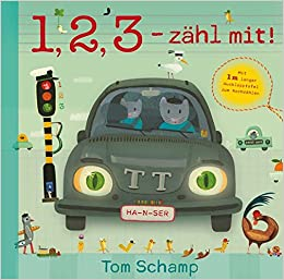 1 2 3 Zähl Mit Amazonde Tom Schamp Saskia Heintz Bücher