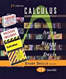 Early Transcendentals Calculus, Howard Anton and Irl Bivens, 0471445967