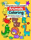 Best School Zone Coloring Books For Children - Coloring Books for Kids & Toddlers Animals Coloring: Review