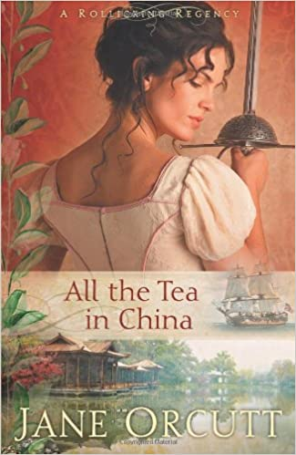 All the Tea in China (Rollicking Regency Series #1)