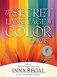 Secret Language of Color Cards: 45 full colour cards and guidebook