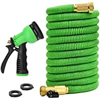 Glayko Tm 75 Feet Expandable Garden Hose - NEW 2018 Super...