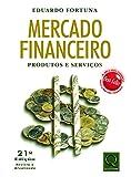 capa de Mercado financeiro. Produtos e serviços