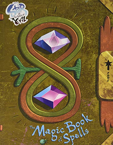 Star vs. the Forces of Evil The Magic Book of Spells (Star Vs The Forces Of Evil Star)