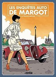 Les enquêtes auto de Margot : Coffret La trilogie Bertoni par Olivier Marin