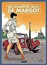 Les enquêtes auto de Margot : Coffret La trilogie Bertoni par Marin