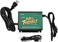 BATTERY TENDER Fully Automatic 12V 5A 5Amp Shop Charger