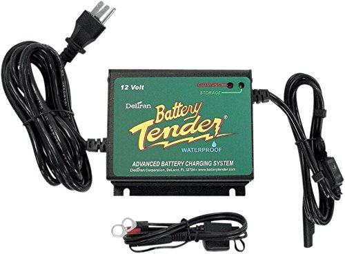 BATTERY TENDER Fully Automatic 12V 5A 5Amp Shop Charger Battery Tender Shop Charger