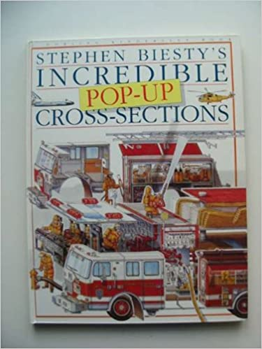 Stephen Biesty's Incredible Pop-up Cross-sections (A Dorling Kindersley Book), Biesty, Stephen