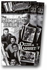 Amazon Com Milton Berle Show Ozzie Amp Harriet Vhs