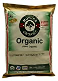 Mother Organic Gluten Free Multigrain Flour 35.27 Ounce USDA Certified