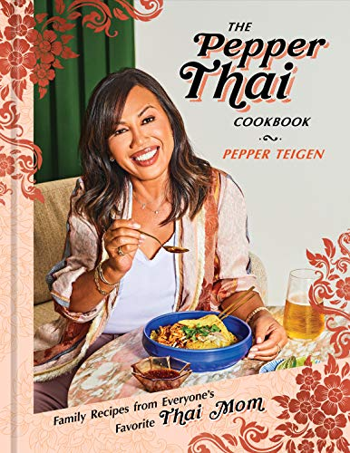 Book Cover: The Pepper Thai Cookbook: Family Recipes from Everyone's Favorite Thai Mom