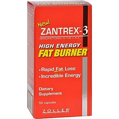 2Pack! Zantrex-3 Red - 56 Capsules