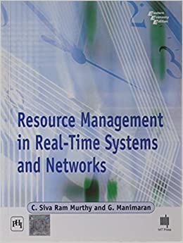 Book Resource Management In Real-Time Systems And Networks