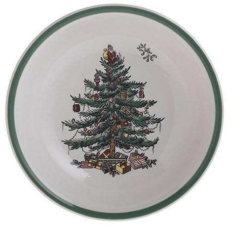 Spode Christmas Tree Cereal Bowl - Amazon.com Spode Christmas Tree Cereal Bowl: Coupe Cereal Bowls
