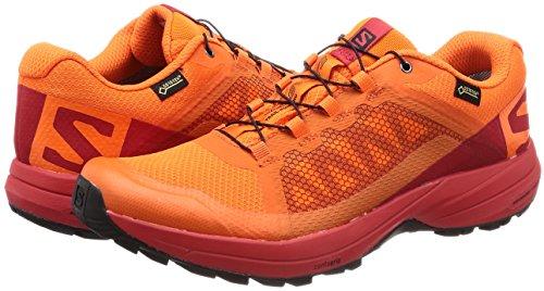 000 Course Xa Chaussures Hommes Noir Elevate Barbade De Rouge Salomon ibis Gtx Pour Multicolores Cerise Trail nfngw4qxZ