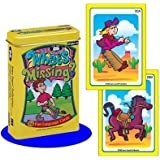 What's Missing? Fun Deck Cards - Super Duper Educational Learning Toy for Kids