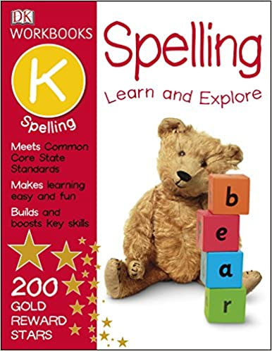 DK Workbooks: Spelling, Kindergarten: DK: 9781465429155: Amazon ...