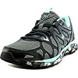 Cheap 361 Ascent Women's Running Shoes Size US 6.5, Regular Width, Color Grey/Mint