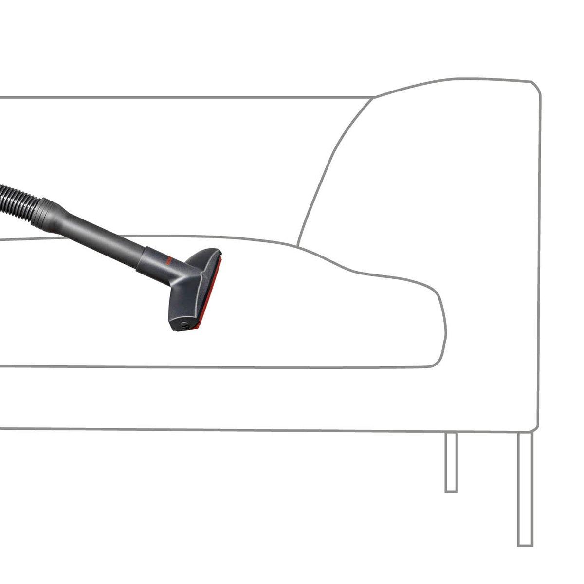 Bosch BHZKIT1 - Accesorios para juntas y tapicerías para aspirador escoba Athlet: Amazon.es: Hogar