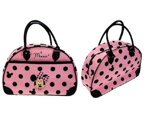 Disney Minnie Mouse-Polka Dot Reisetasche Handgepäck Flight Boardtasche